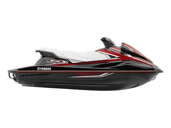 2016 Yamaha VX Deluxe in Chesterfield, Missouri