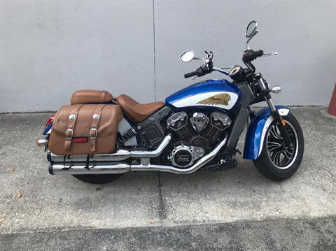 2018 Indian Scout® ABS in Savannah, Georgia