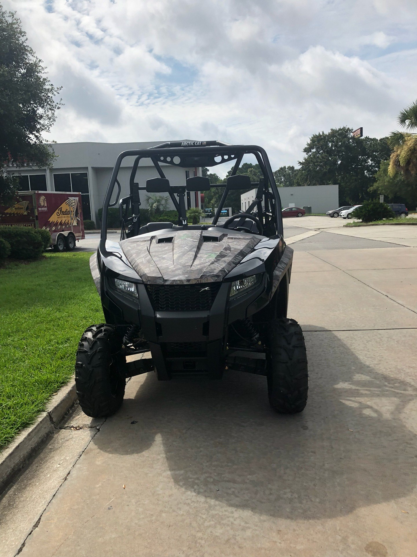 2017 Arctic Cat HDX 700 XT EPS in Savannah, Georgia - Photo 4