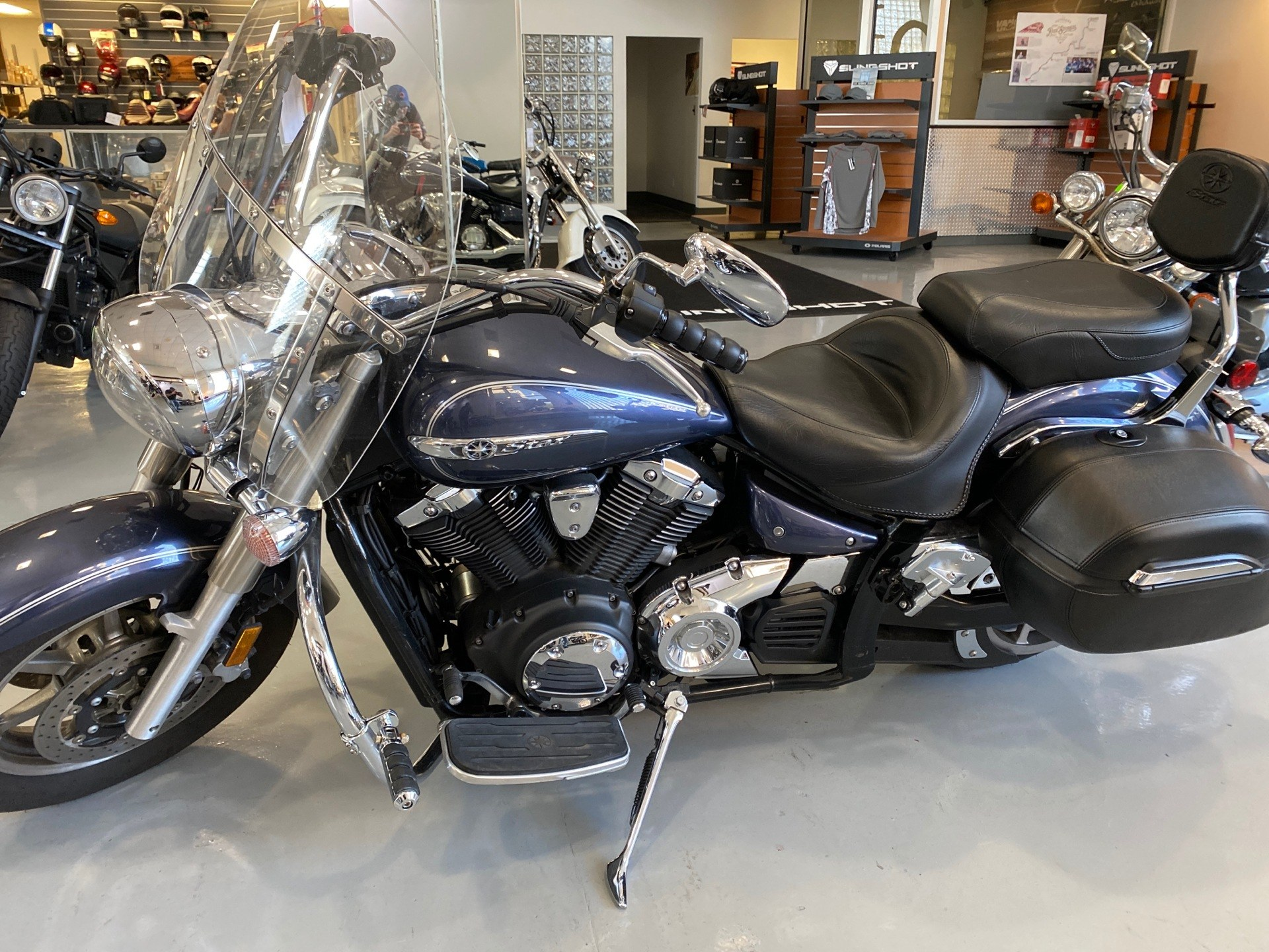 2015 Yamaha V Star 1300 Tourer in Savannah, Georgia - Photo 3