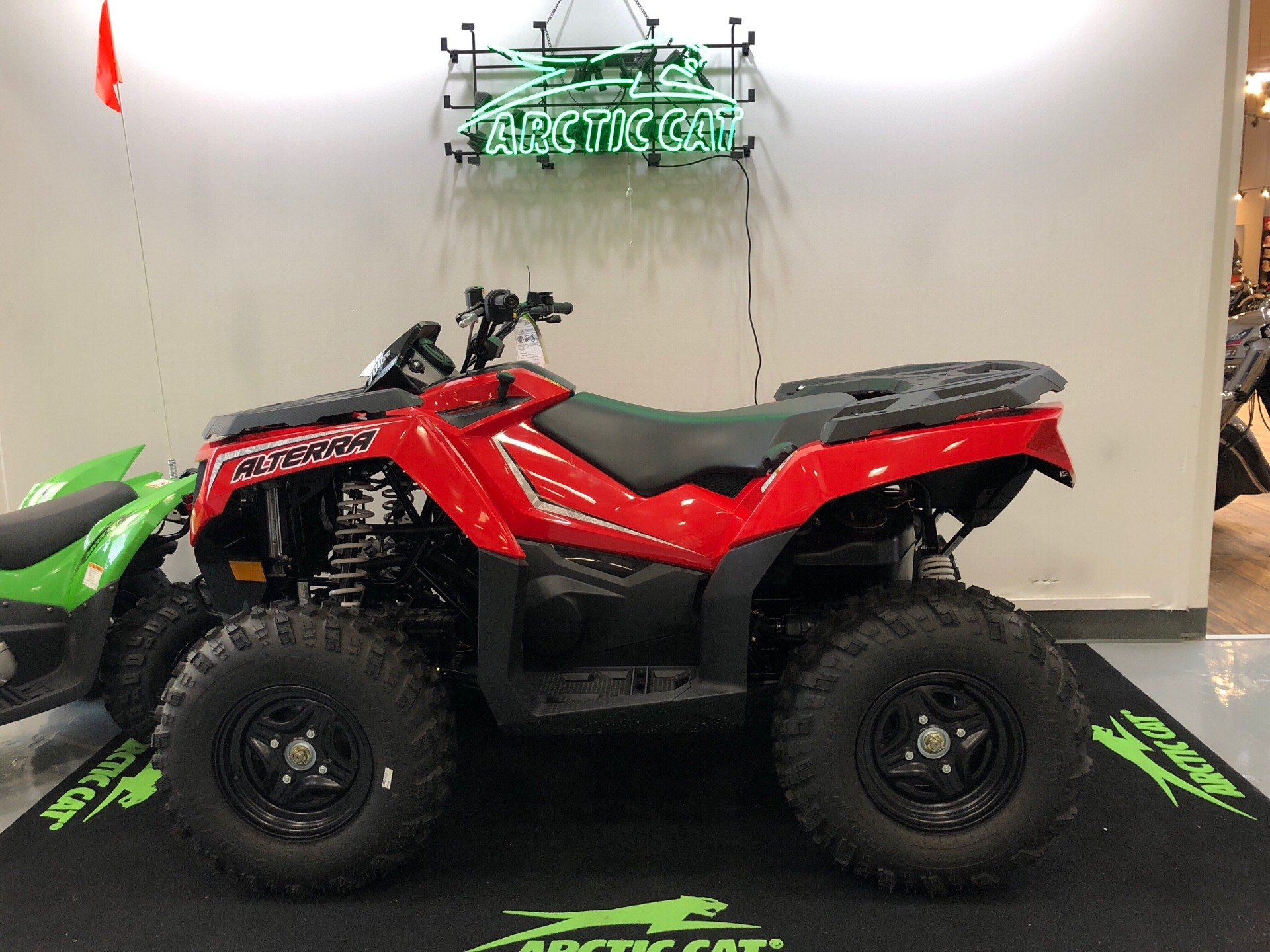 2017 Arctic Cat Alterra 700 In Savannah Georgia Photo 1
