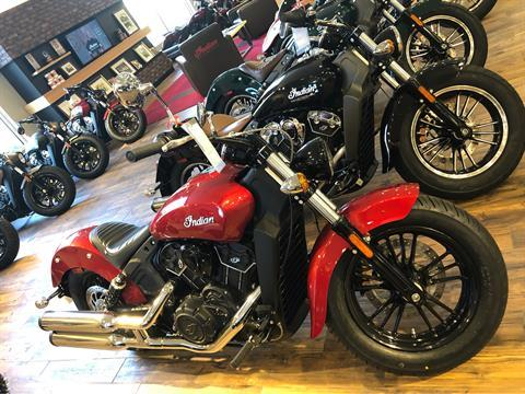 2019 Indian Scout® Sixty ABS in Savannah, Georgia - Photo 1