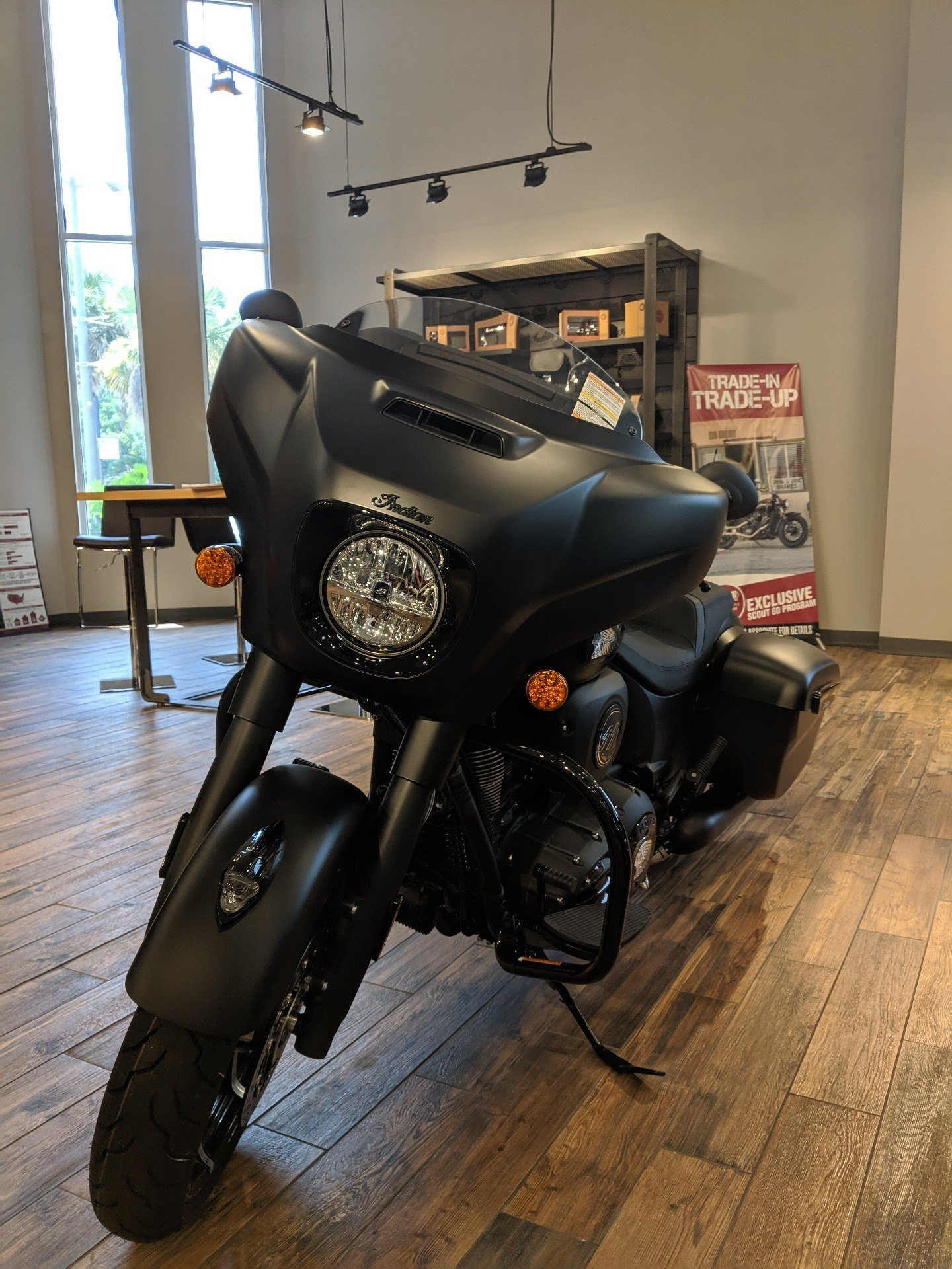 2019 Indian Chieftain Dark Horse® ABS in Savannah, Georgia - Photo 5