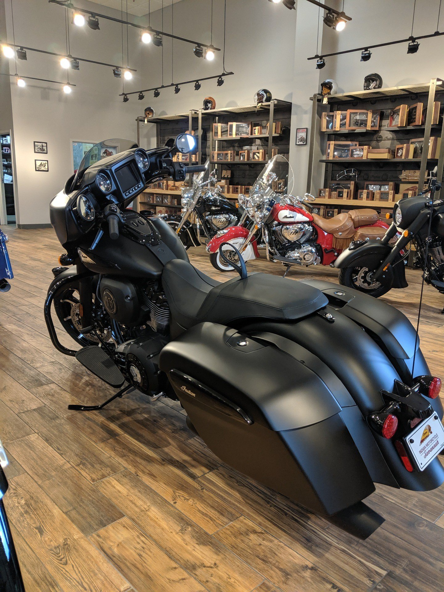 2019 Indian Chieftain Dark Horse® ABS in Savannah, Georgia - Photo 7