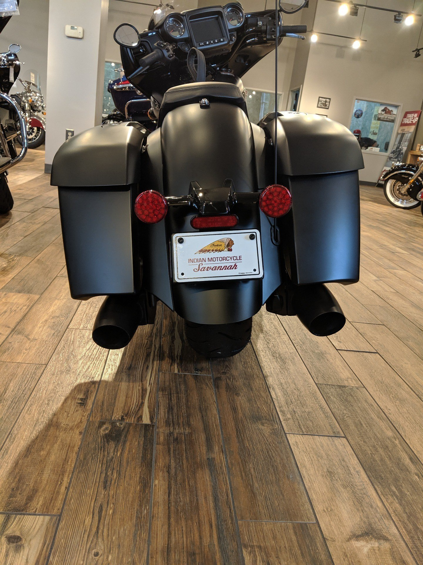2019 Indian Chieftain Dark Horse® ABS in Savannah, Georgia - Photo 8