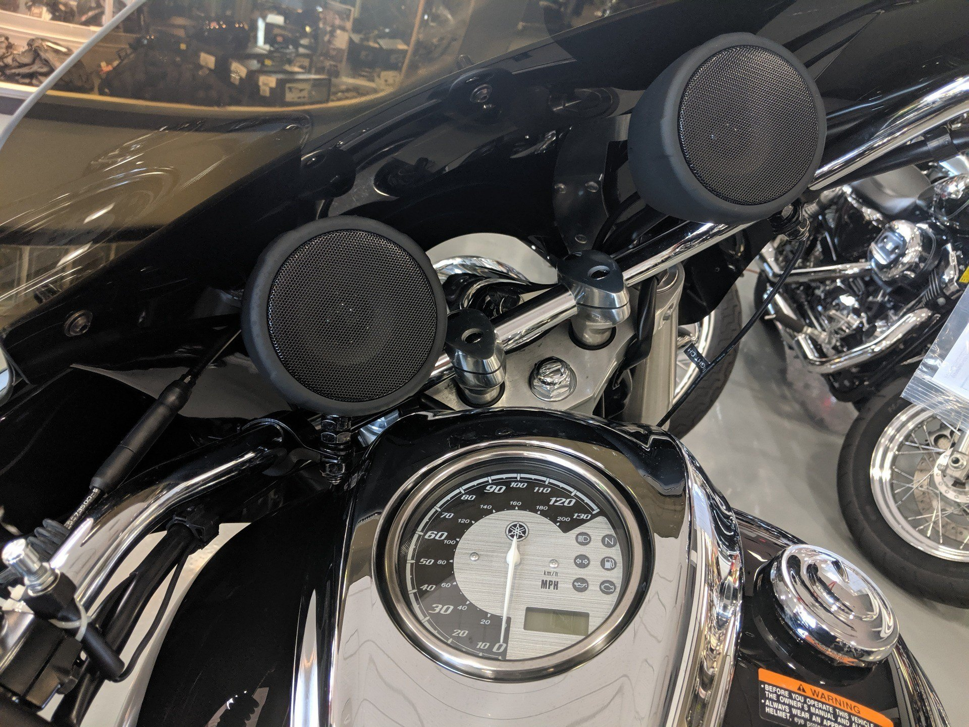 2016 Yamaha V Star 950 Tourer in Savannah, Georgia - Photo 6