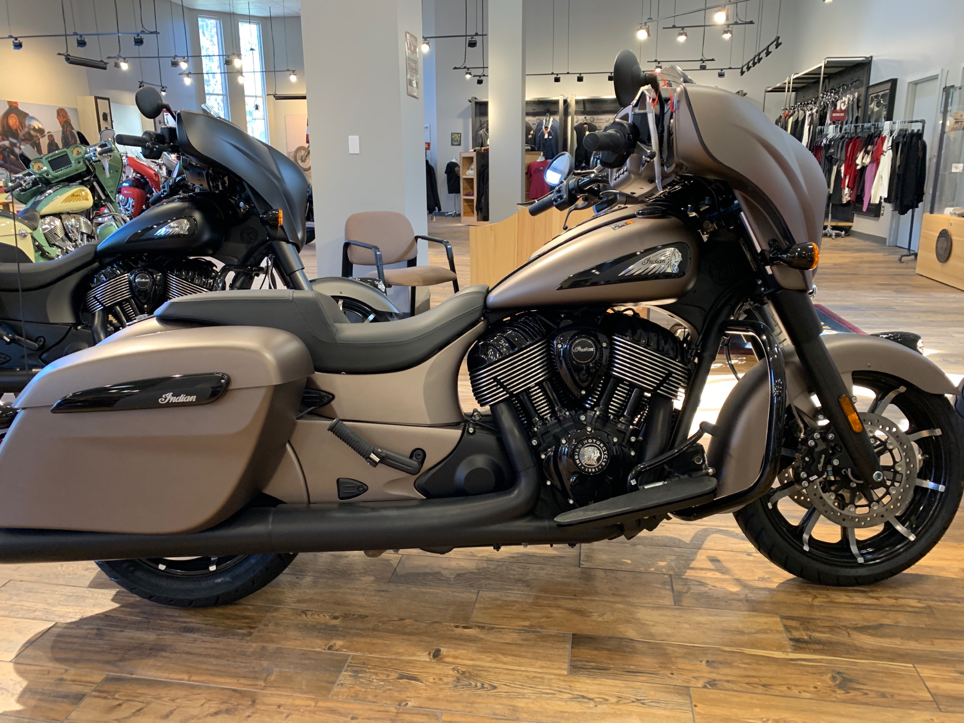 2019 Indian Chieftain Dark Horse® ABS in Savannah, Georgia - Photo 1