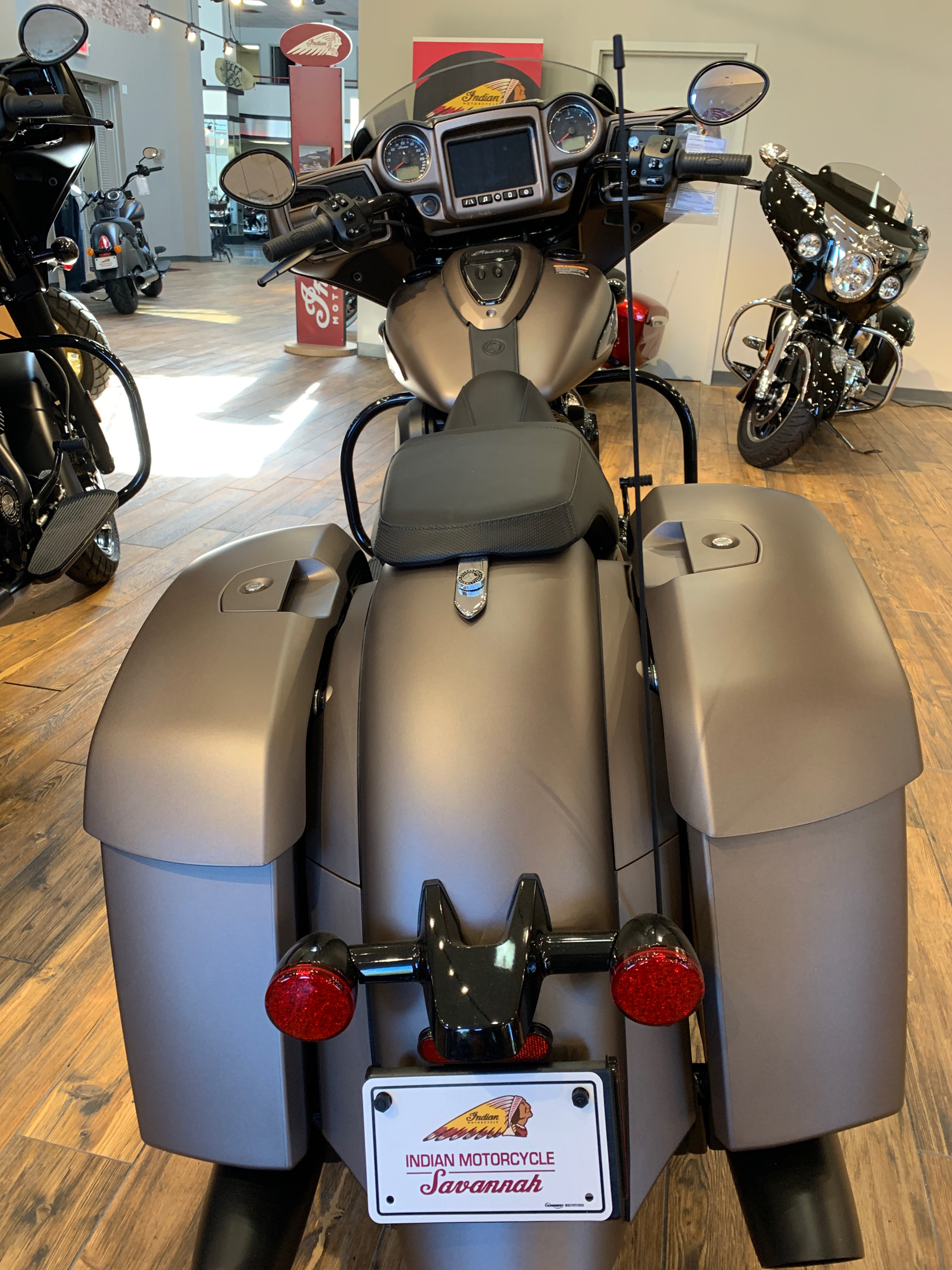 2019 Indian Chieftain Dark Horse® ABS in Savannah, Georgia - Photo 3
