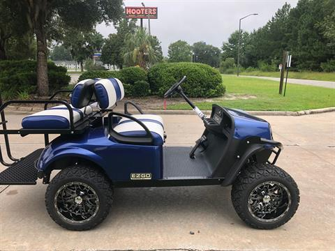 2018 E-Z-Go Express S4 Gas in Savannah, Georgia