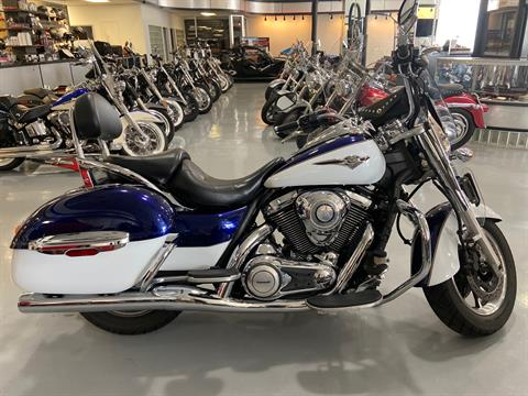 2013 Kawasaki Vulcan® 1700 Nomad™ in Savannah, Georgia - Photo 1