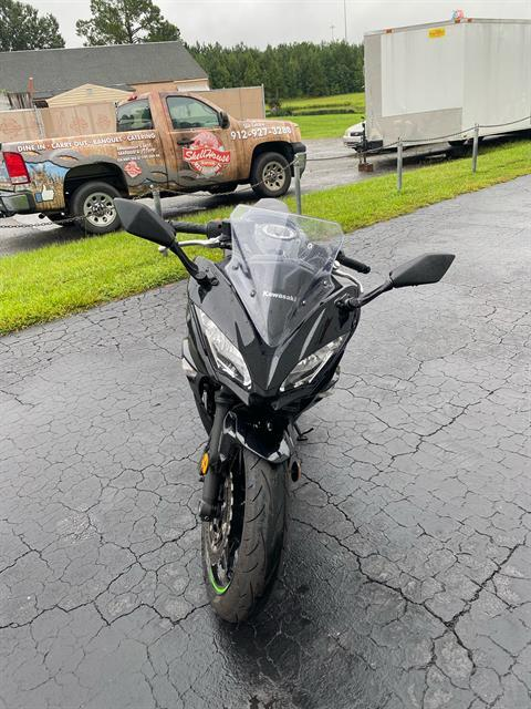 2019 Kawasaki Ninja 650 ABS in Savannah, Georgia - Photo 1