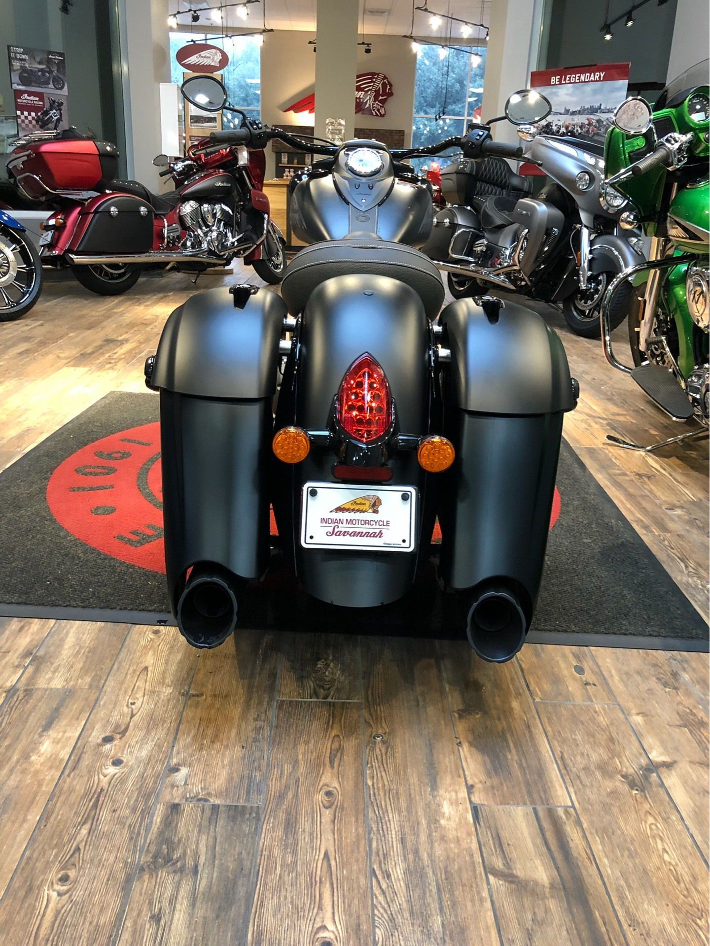 2019 Indian Springfield® Dark Horse® ABS in Savannah, Georgia