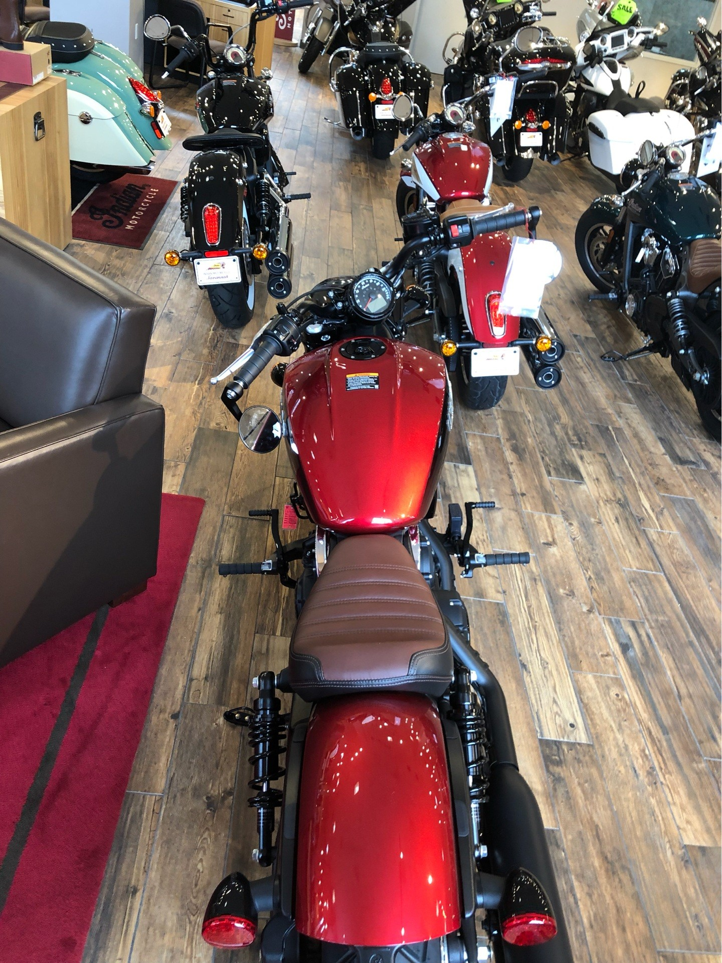 2019 Indian Scout® Bobber ABS Icon Series in Savannah, Georgia