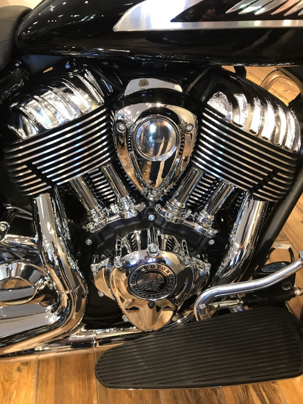 2020 Indian Chieftain® Limited in Savannah, Georgia - Photo 5