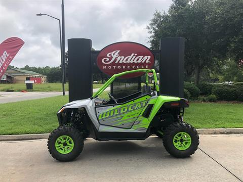 2017 Arctic Cat Wildcat Sport Limited EPS in Savannah, Georgia