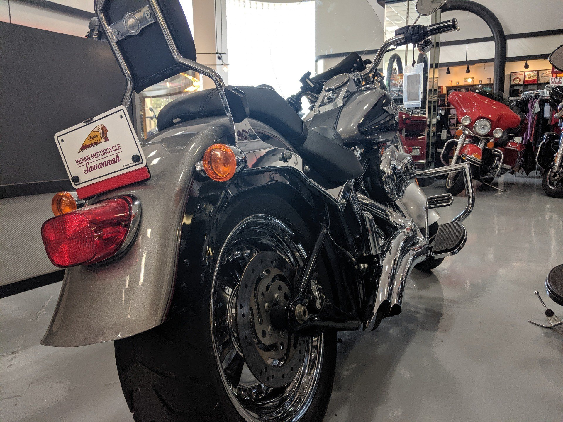 2016 Harley-Davidson Fat Boy® in Savannah, Georgia - Photo 3