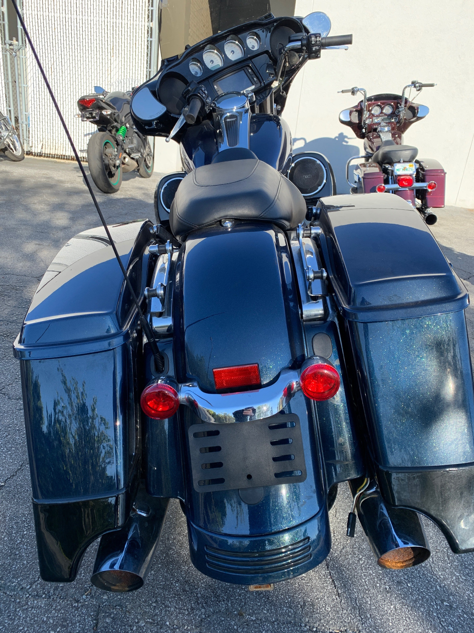 2016 Harley-Davidson Street Glide® Special in Savannah, Georgia - Photo 4