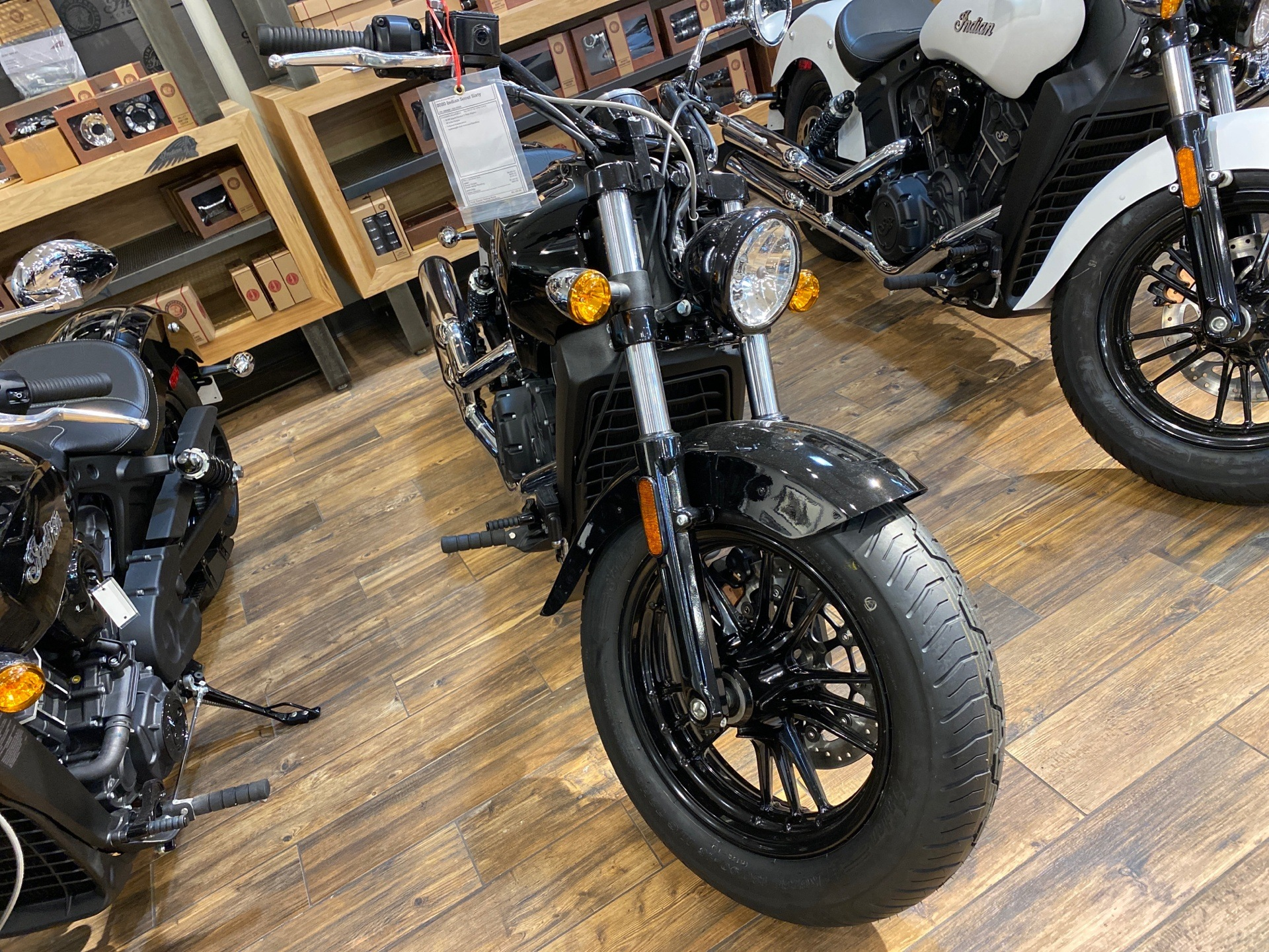 2020 Indian Scout® Sixty in Savannah, Georgia - Photo 3