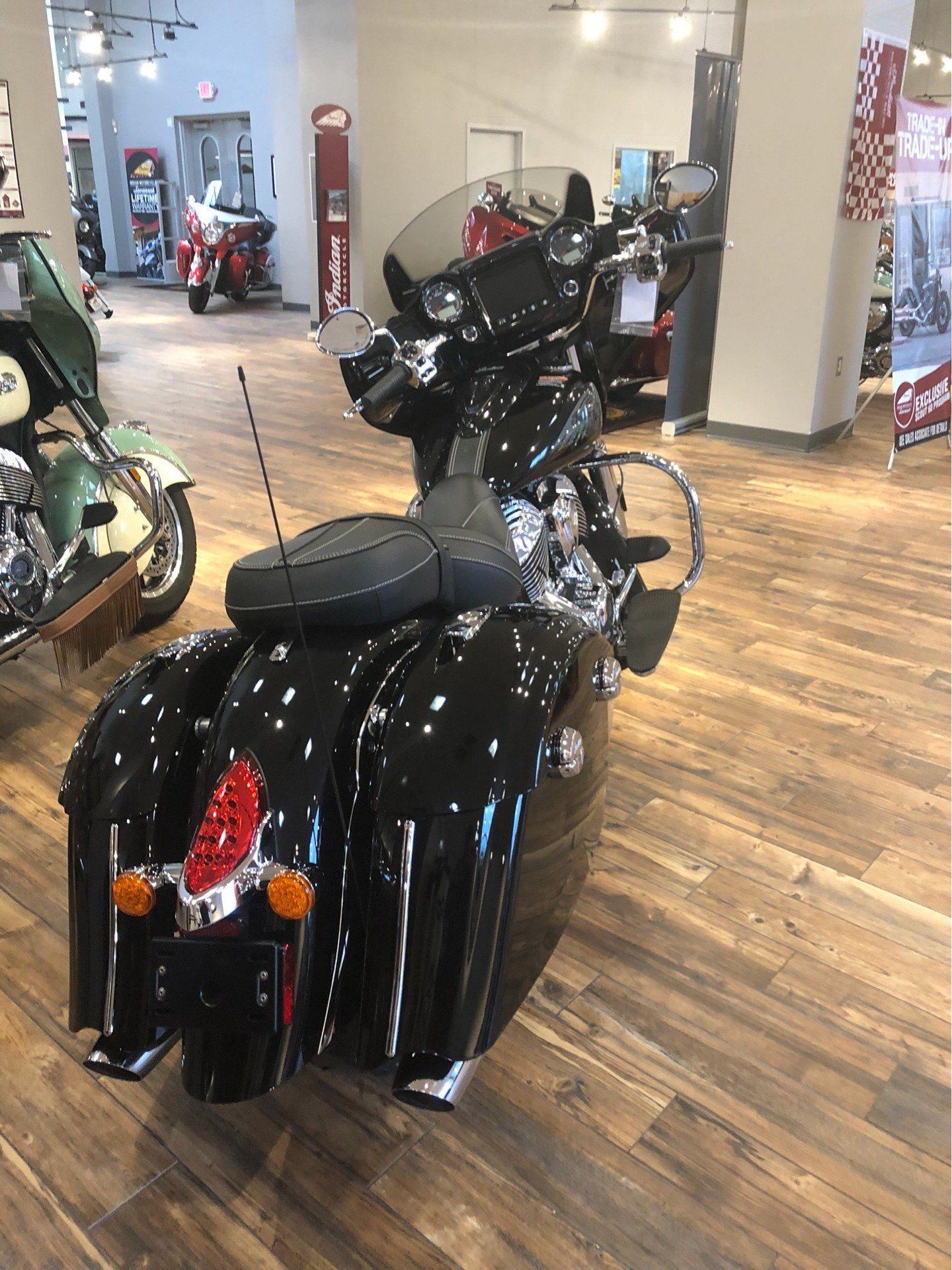 2018 Indian Chieftain Limited ABS 5