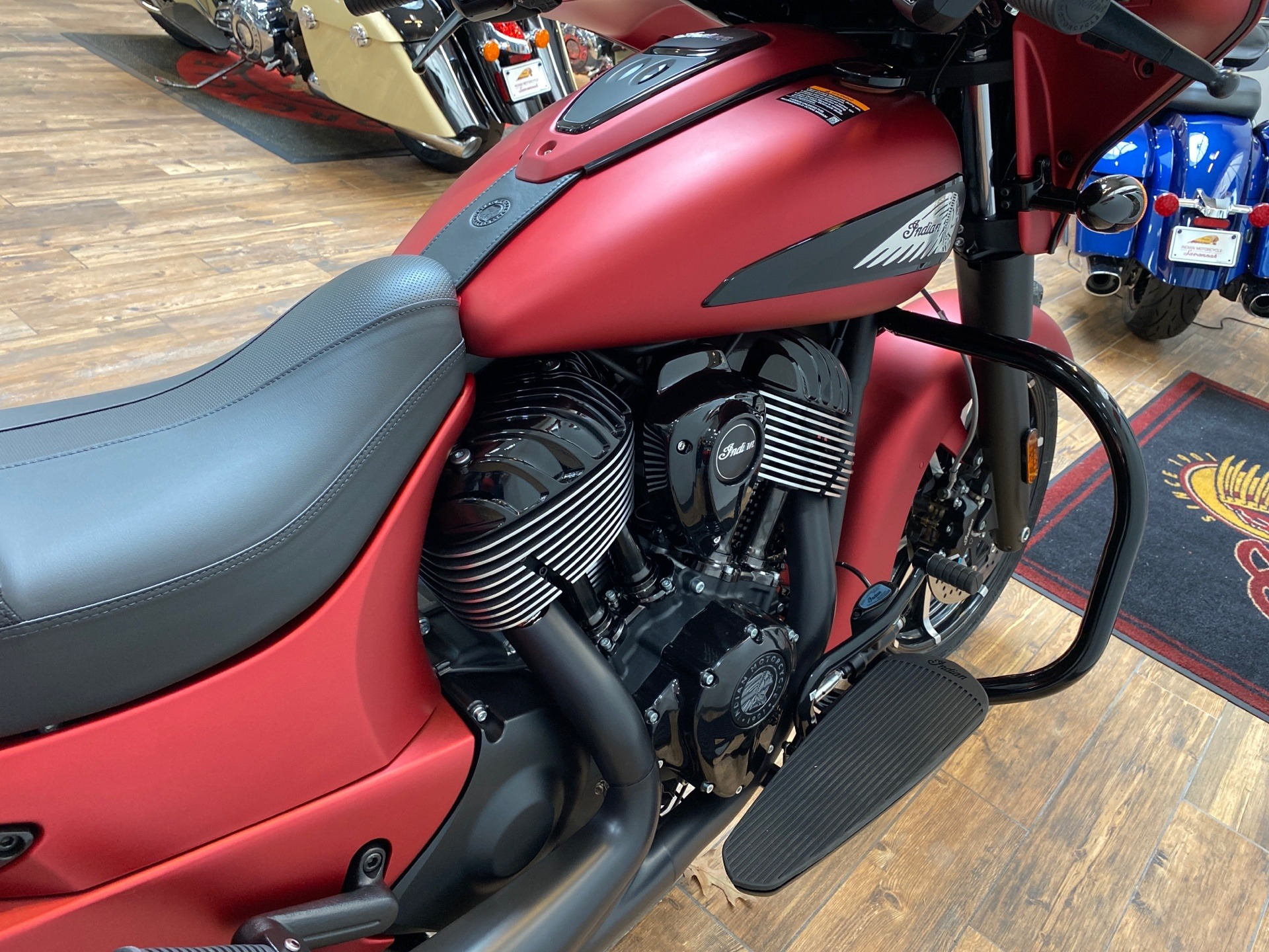 2020 Indian Chieftain® Dark Horse® in Savannah, Georgia - Photo 5