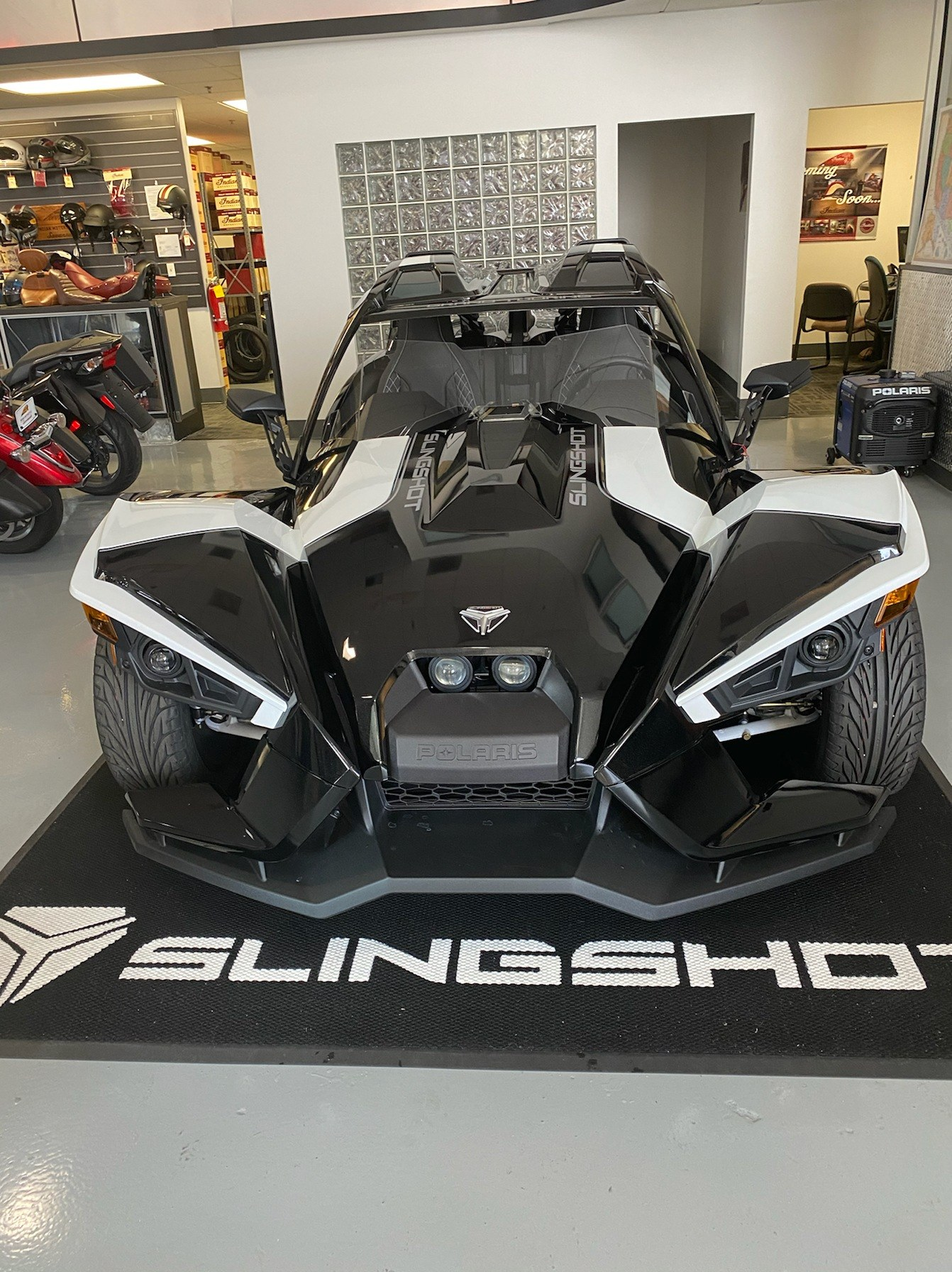 2019 Slingshot Slingshot Grand Touring in Savannah, Georgia - Photo 1