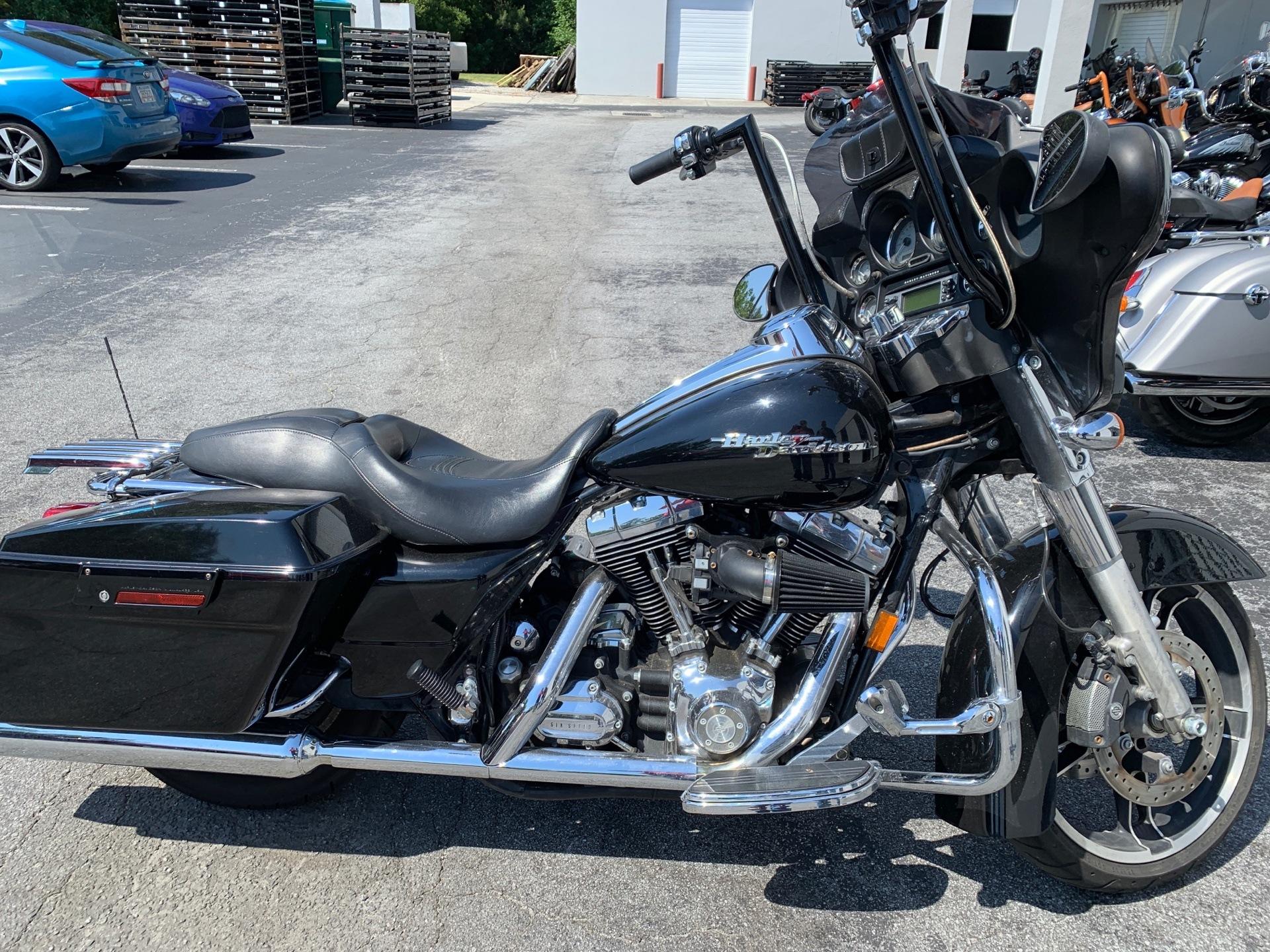 Harley Davidson Used >> Used 2008 Harley Davidson Street Glide Motorcycles Savannah