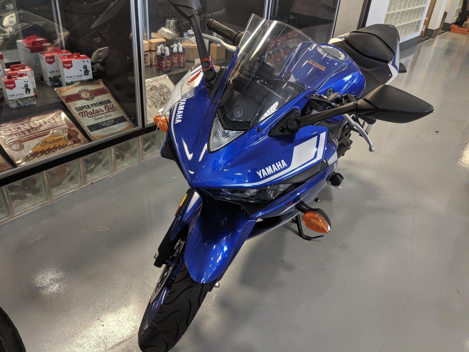 2017 Yamaha YZF-R3 in Savannah, Georgia