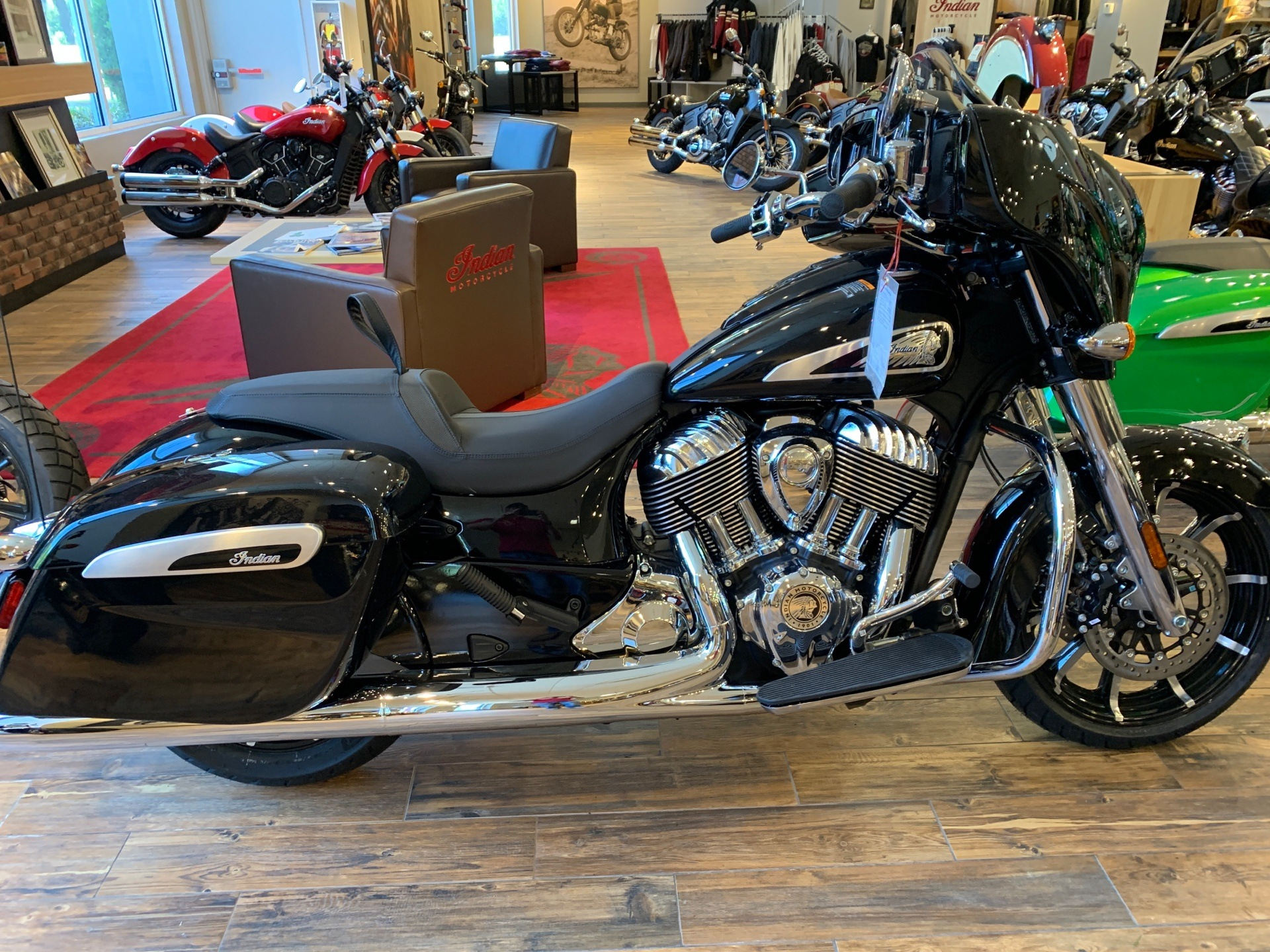 2019 Indian Chieftain® Limited ABS in Savannah, Georgia - Photo 1
