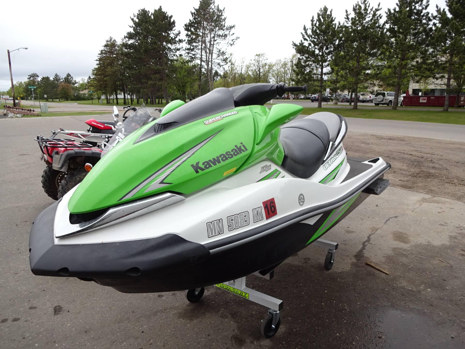 2008 Jet Ski Ultra 250X