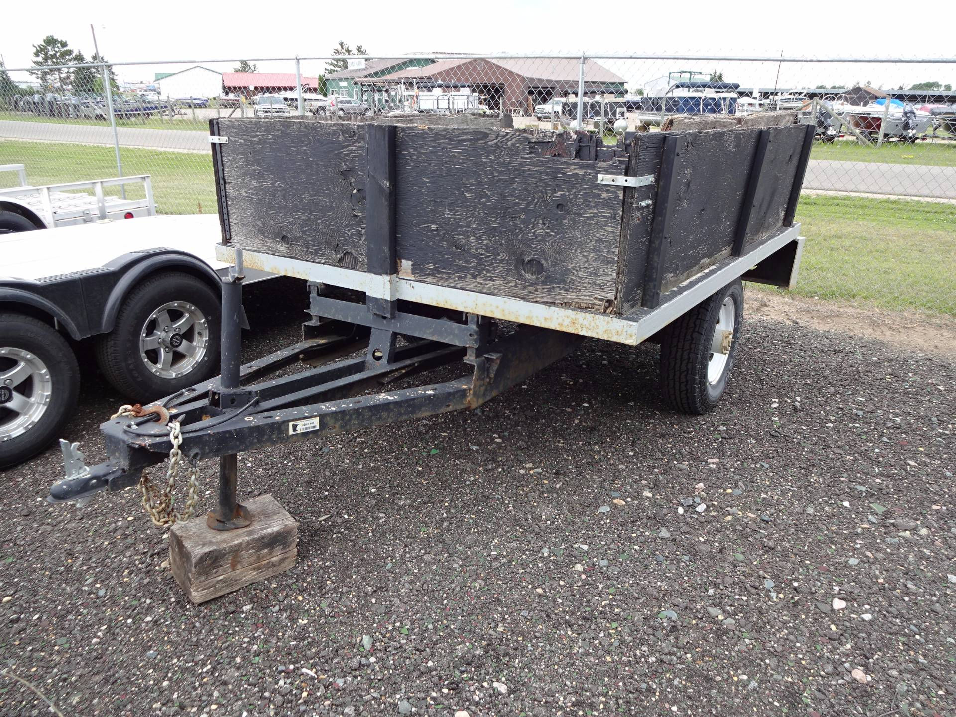 2017 Other 3/4 ton international frame trailer in Bemidji, Minnesota