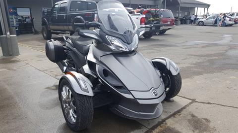 2014 Can-Am Spyder® ST Limited in Bemidji, Minnesota