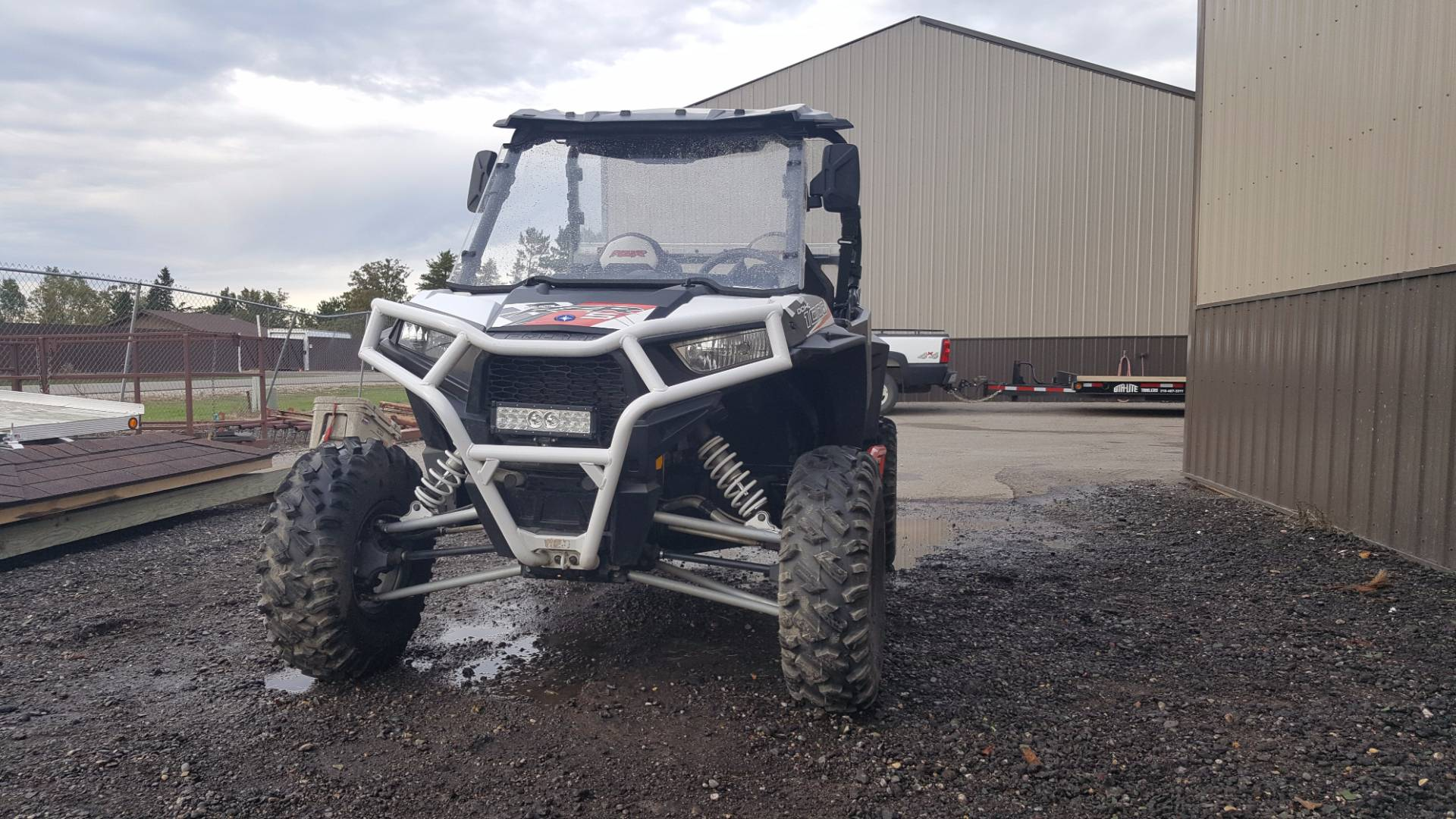 2016 Polaris RZR S 1000 EPS for sale 44766