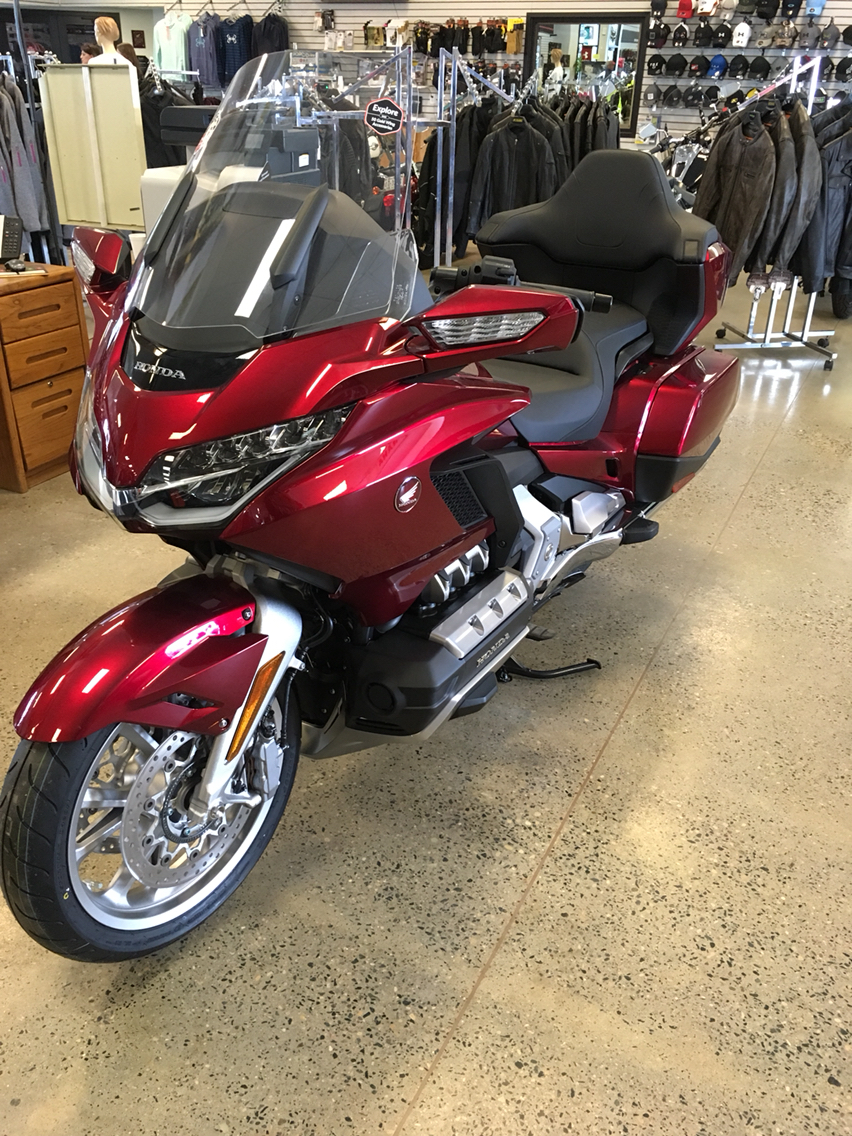 2018 Gold Wing Tour DCT