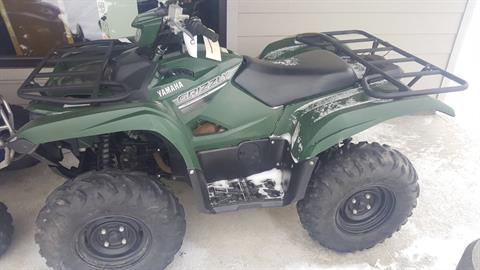 2016 Yamaha Grizzly EPS in Bemidji, Minnesota