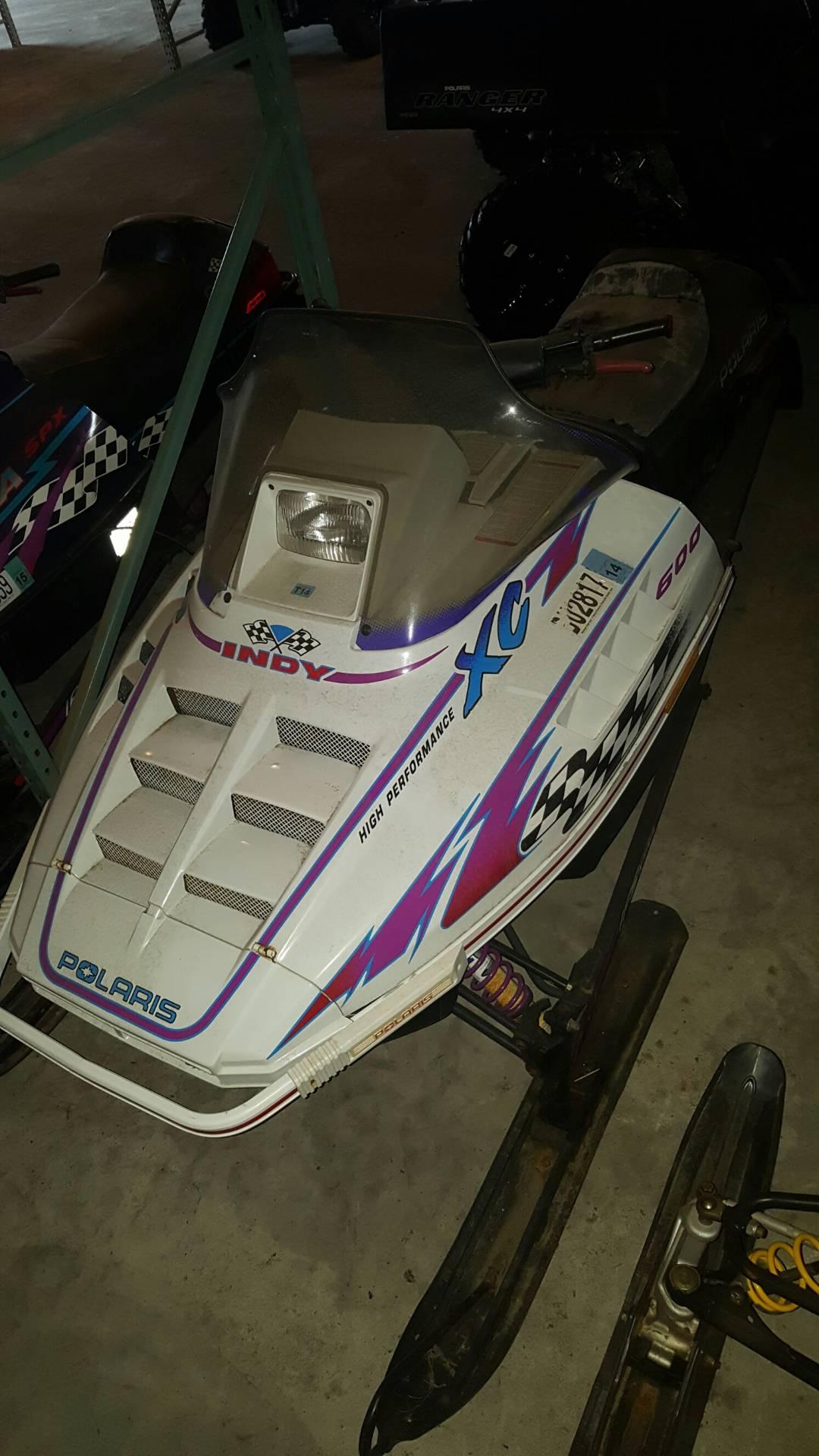 1997 INDY XC 600