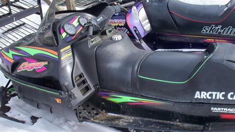 1997 Arctic Cat COUGAR 550 in Bemidji, Minnesota