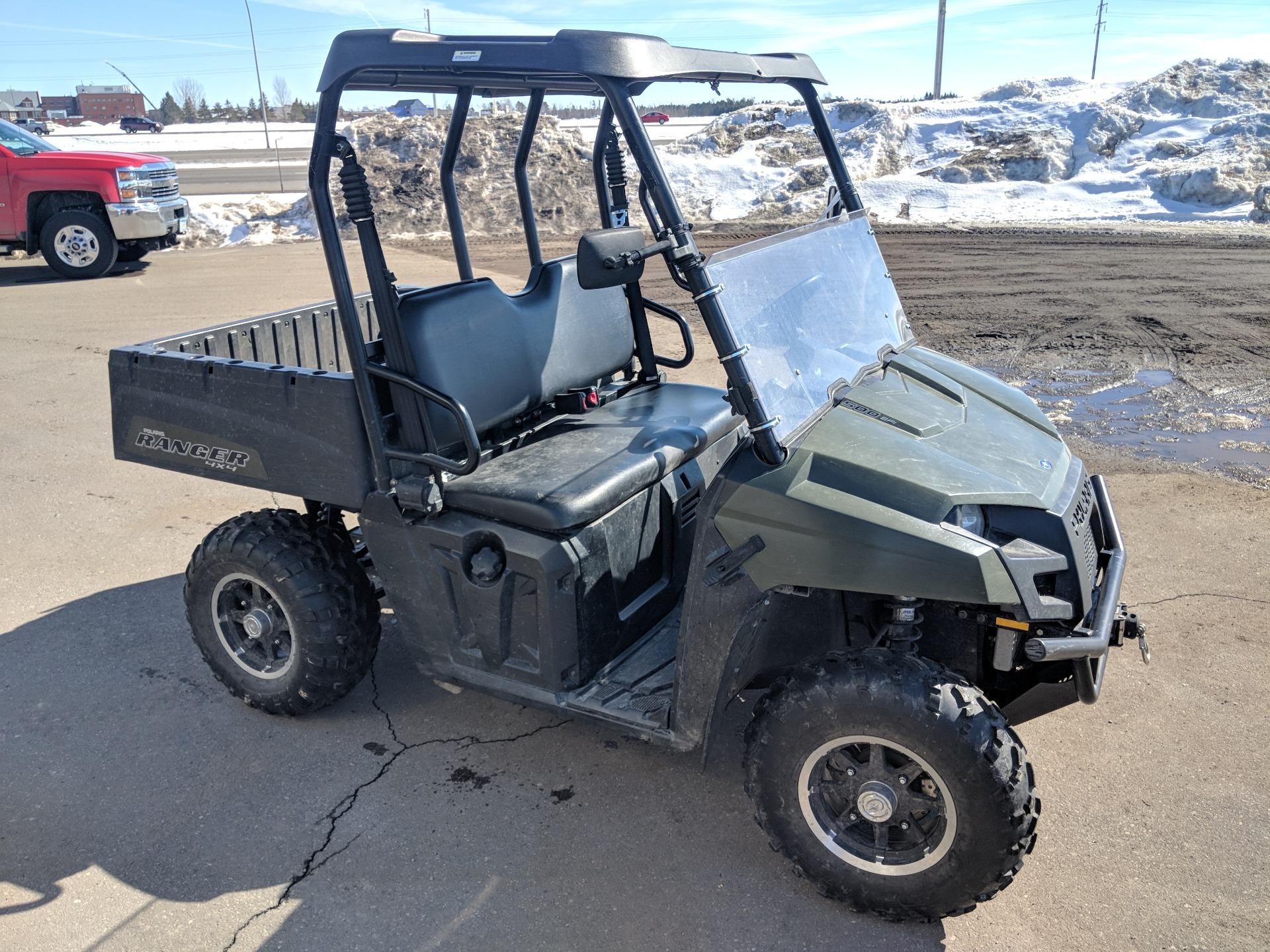 2013 Ranger 500 EFI
