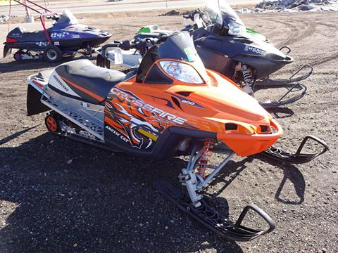 2009 Arctic Cat Crossfire R 8 LE in Bemidji, Minnesota