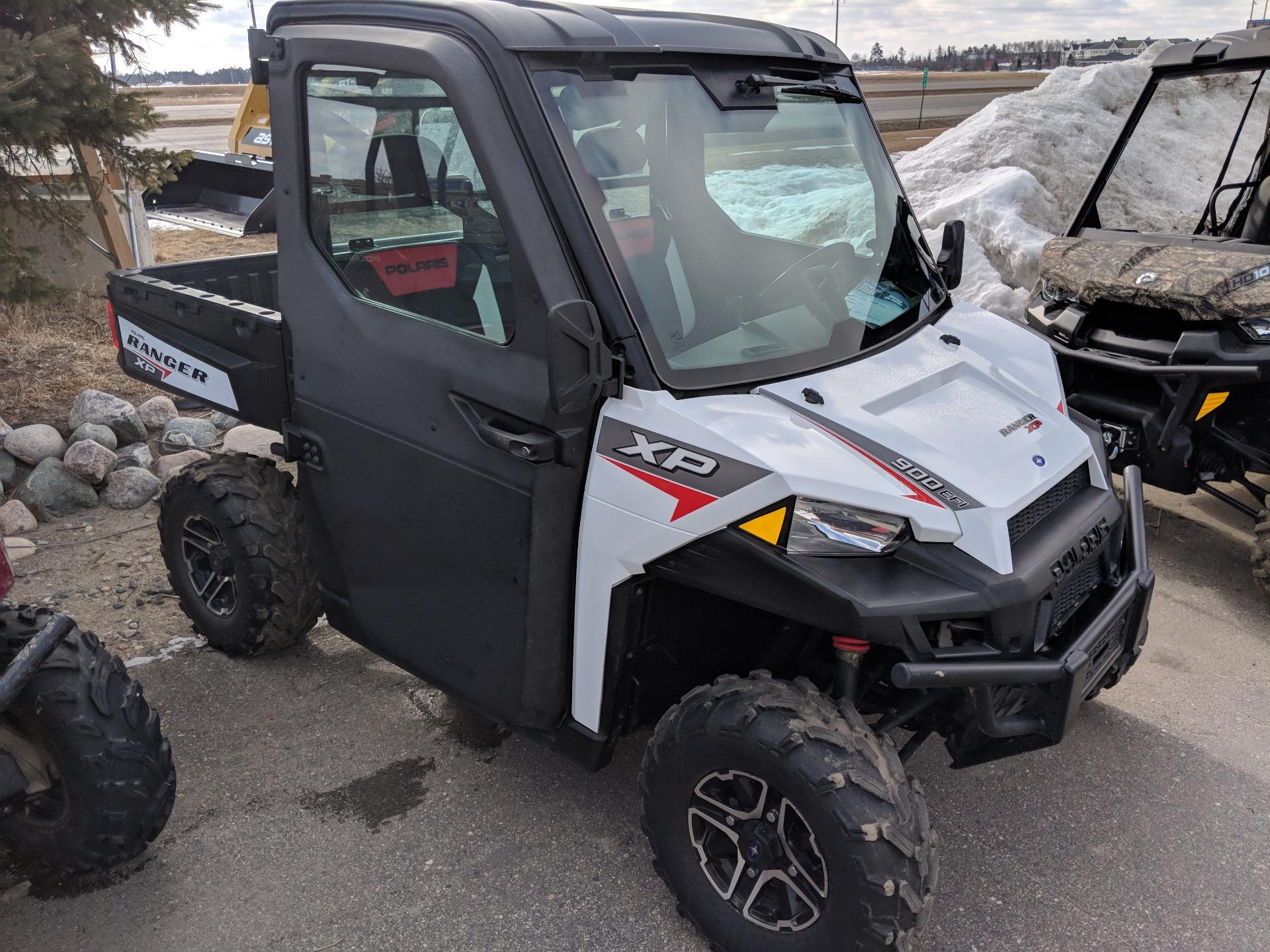 2014 Ranger XP 900 EPS LE