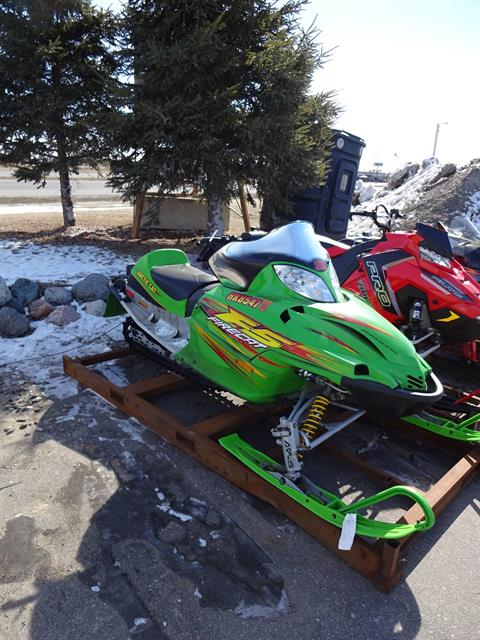 2003 Arctic Cat F5 Firecat   in Bemidji, Minnesota