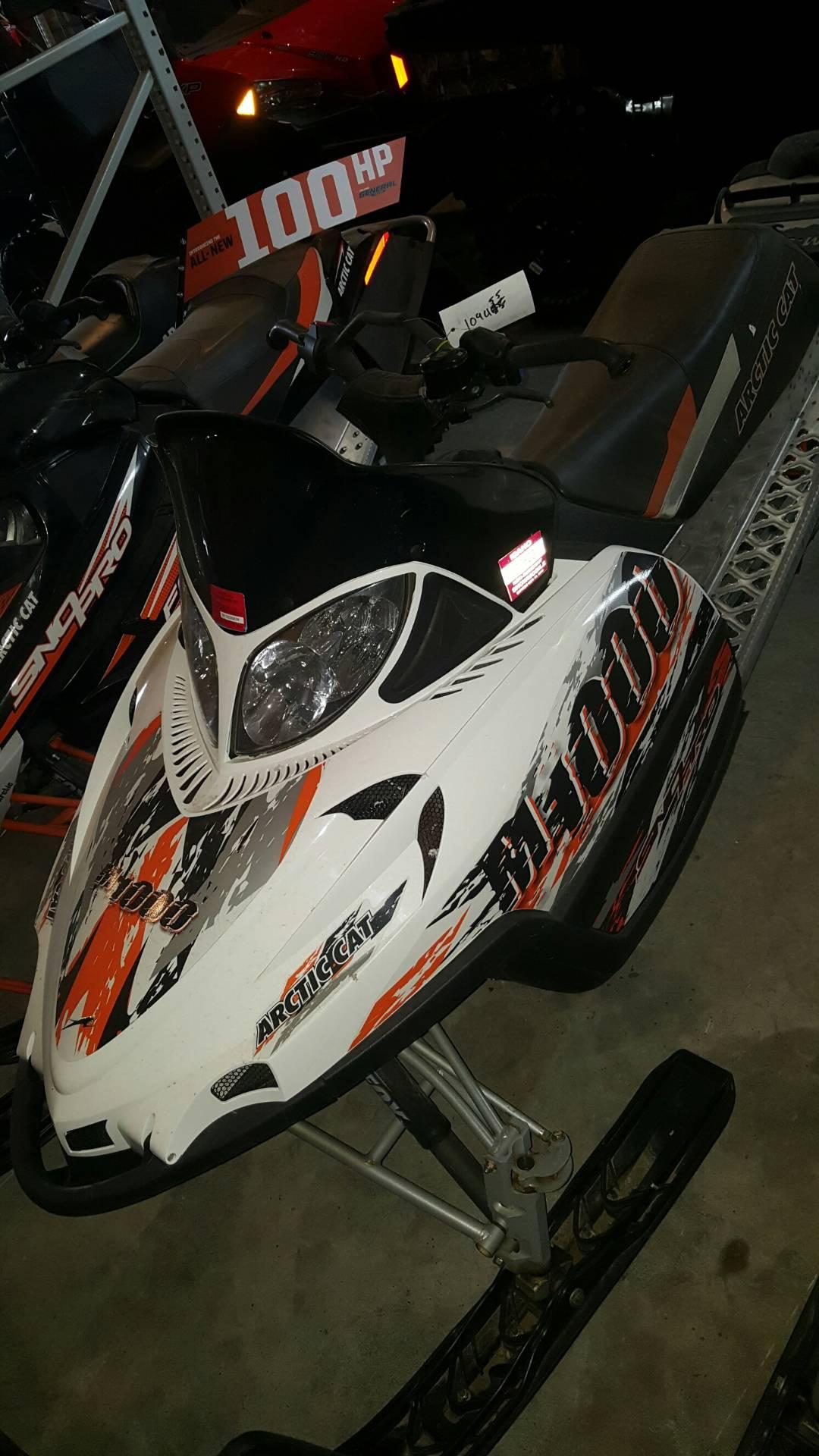 2008 M1000 Sno Pro 153