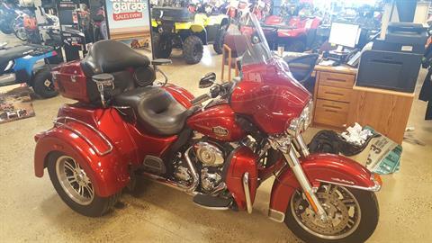2013 Harley-Davidson Tri Glide® Ultra Classic® in Bemidji, Minnesota
