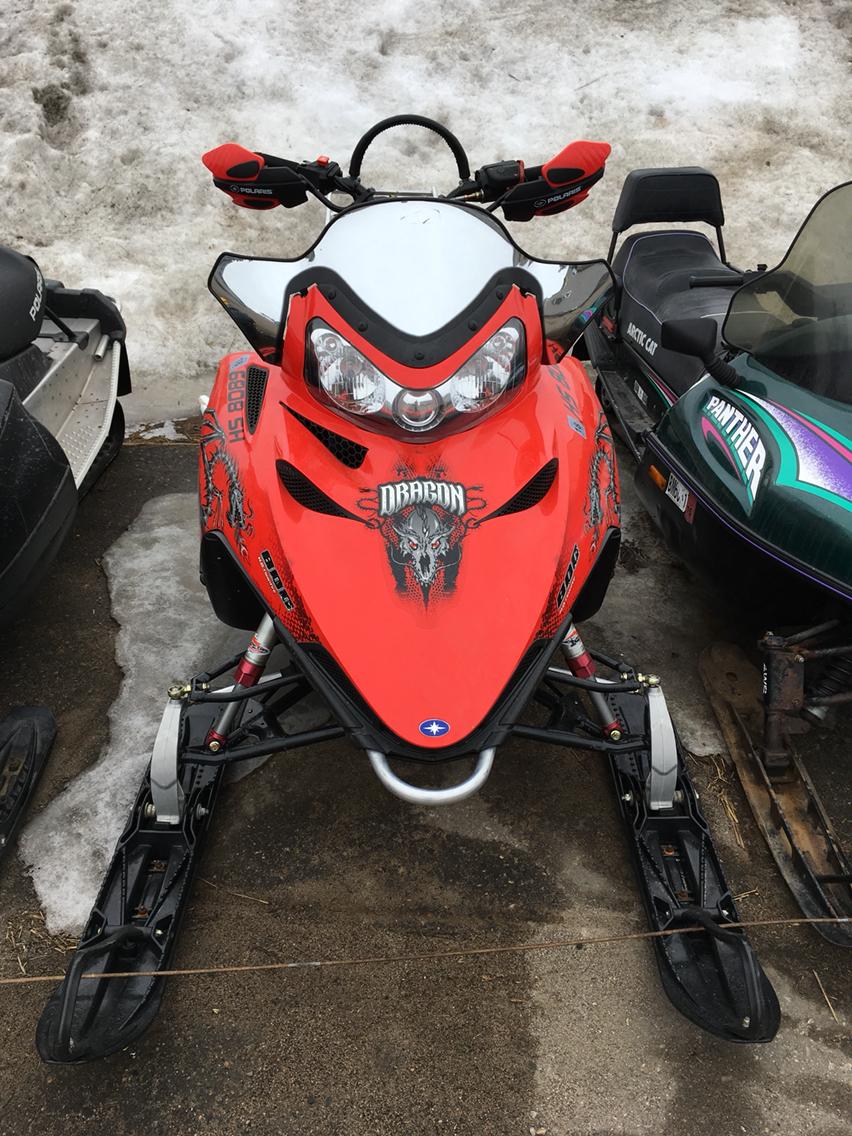 2008 800 Dragon RMK 163