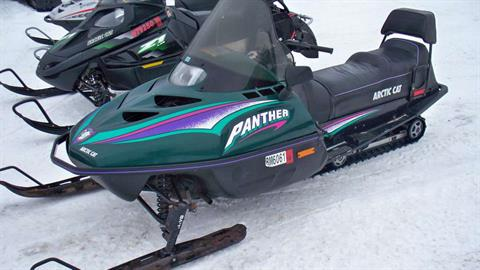 1996 Arctic Cat PANTHER 440 in Bemidji, Minnesota