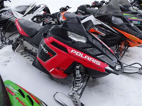 2011 Polaris 800 Rush in Bemidji, Minnesota