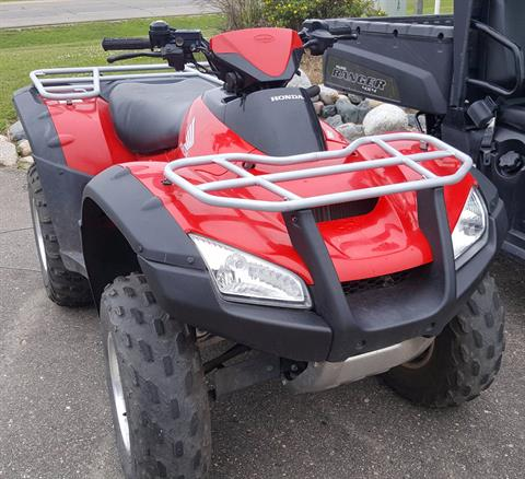 2008 Honda FourTrax® Rincon® in Bemidji, Minnesota