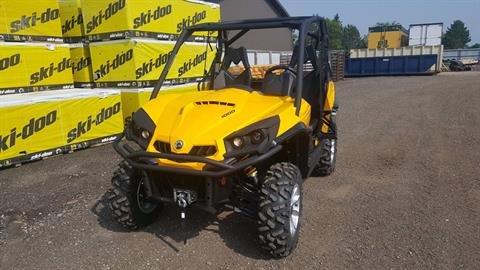 2017 Can-Am Commander XT 1000 in Bemidji, Minnesota