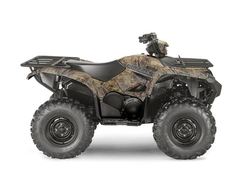 2016 Yamaha Grizzly EPS Camo in Bemidji, Minnesota