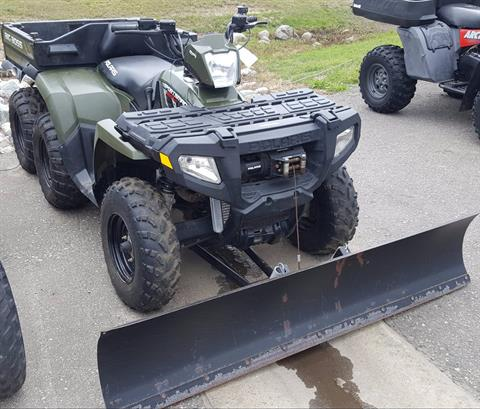 2010 Polaris Sportsman® 800 Big Boss® 6x6 in Bemidji, Minnesota