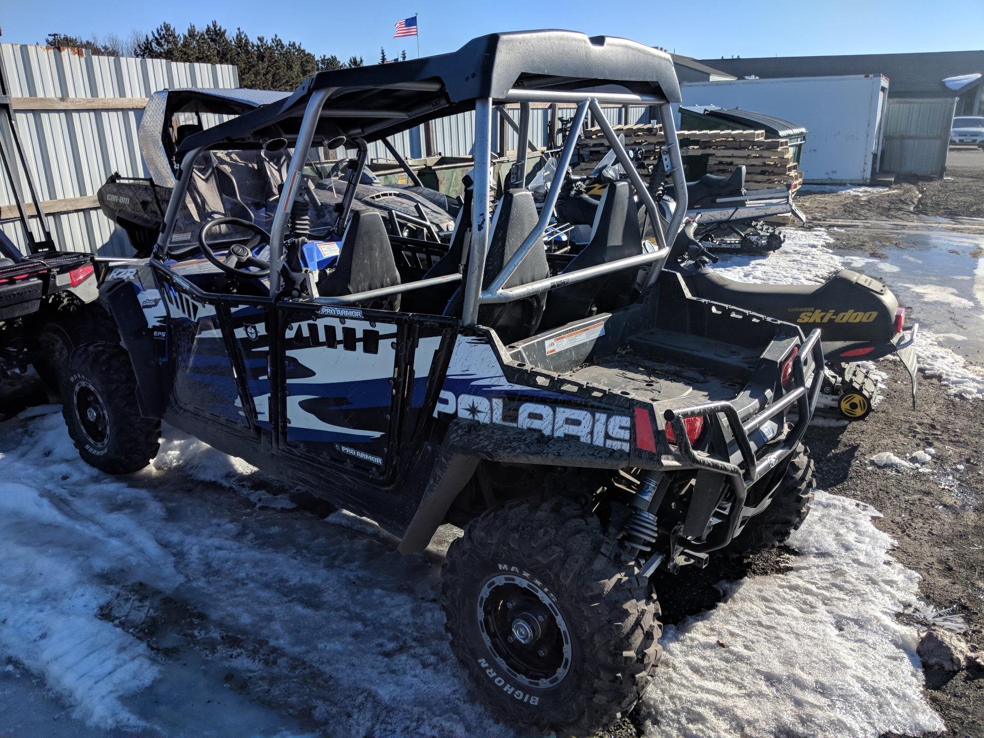 2011 Ranger RZR 4 800 EPS
